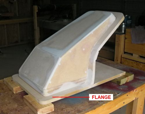 How to make a homemade fiberglass mold